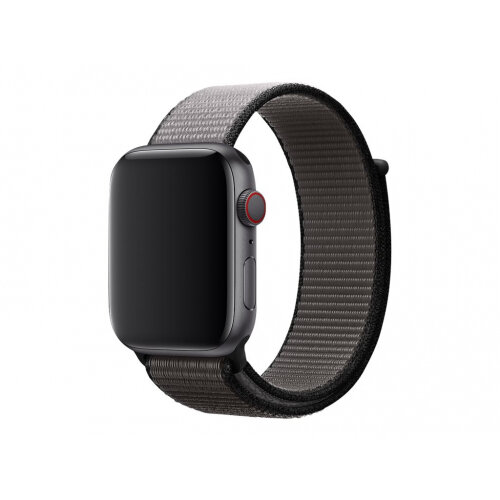 Apple 44mm Sport Loop - Watch strap - 170-245 mm - Anchor Gray - for Watch (42 mm, 44 mm)
