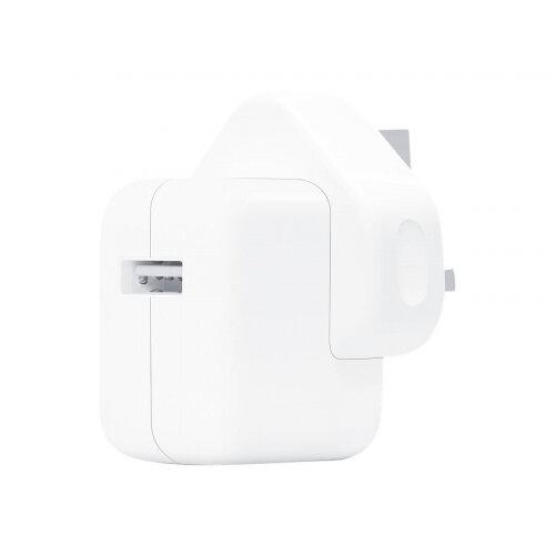 Apple 12W USB Power Adapter - Power adapter - 12 Watt (USB) - for iPad/iPhone/iPod