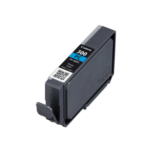 Canon PFI-300 PC - Photo cyan - original - ink tank - for imagePROGRAF PRO-300