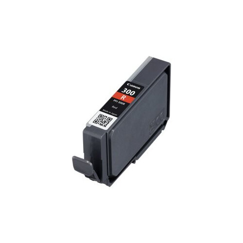 Canon PFI-300 R - Red - original - ink tank - for imagePROGRAF PRO-300