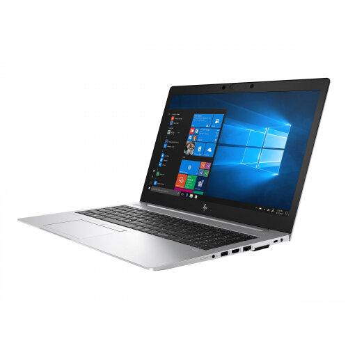 HP EliteBook 850 G6 - Core i5 8265U / 1.6 GHz - Win 10 Pro 64-bit - 8 GB RAM - 256 GB SSD NVMe - 15.6&uot; IPS 1920 x 1080 (Full HD) - UHD Graphics 620 - Bluetooth, Wi-Fi - kbd: UK