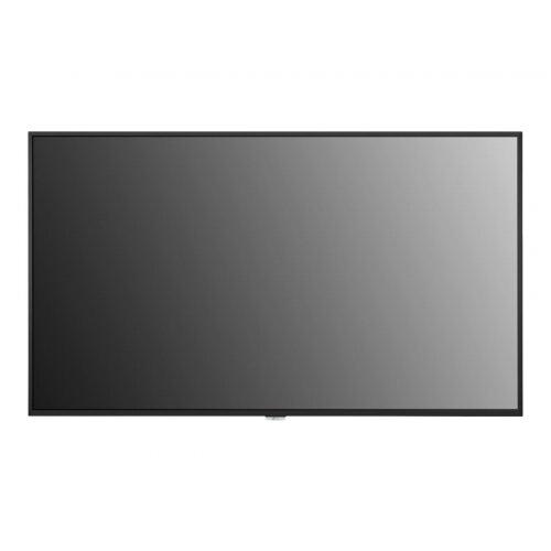 LG 65UH5F - 65&uot; Diagonal Class UH5F Series LED display - digital signage - webOS - 4K UHD (2160p) 3840 x 2160 - black