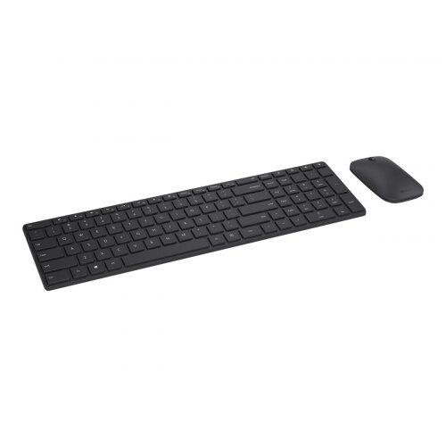 Microsoft Designer Bluetooth Desktop - Keyboard and mouse set - wireless - Bluetooth 4.0 - UK