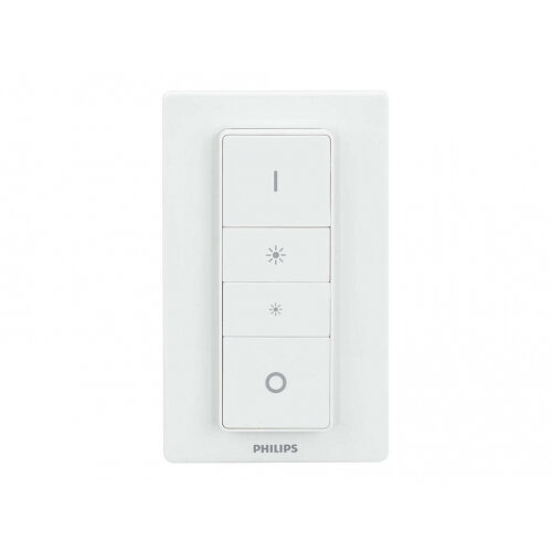 Philips Hue Dimmer - Switch / dimmer - wireless - ZigBee, 802.15.4 - 2400 - 2483.5 Mhz