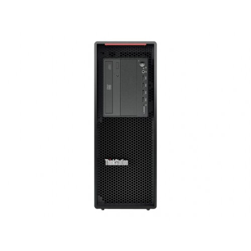 Lenovo ThinkStation P520 30BE - Tower - 1 x Xeon W-2275 / 3.3 GHz - RAM 16 GB - SSD 512 GB - TCG Opal Encryption, NVMe - DVD-Writer - no graphics - GigE - vPro - Win 10 Pro for Workstations 64-bit - monitor: none - keyboard: UK - TopSeller