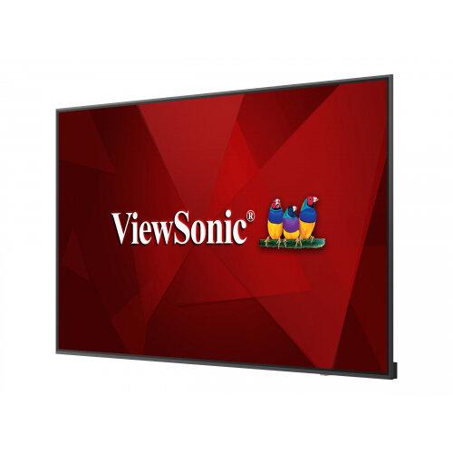 ViewSonic cde7520 - 75&uot; Diagonal Class (75&uot; viewable) LED display - digital signage - 4K UHD (2160p) 3840 x 2160 - D-LED Backlight