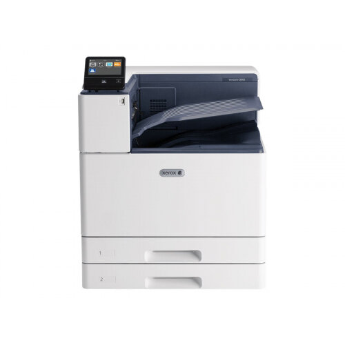 Xerox VersaLink C8000V/DT - Printer - colour - Duplex - laser - A3 - 1200 x 2400 dpi - up to 45 ppm (mono) / up to 45 ppm (colour) - capacity: 1140 sheets - Gigabit LAN, USB host, NFC, USB 3.0