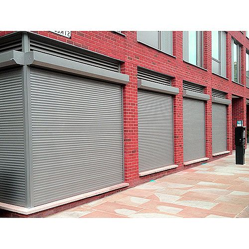 Automated Shutters