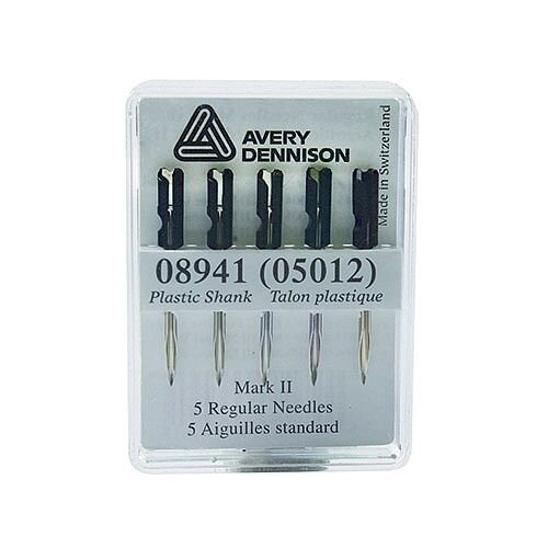 Avery Replacement Needles for Mark III Swiftach Tagging Gun Pack 5