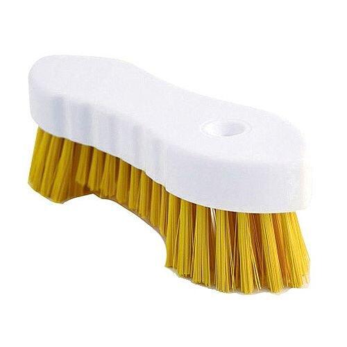 Bentley Yellow Scrubbing Brush