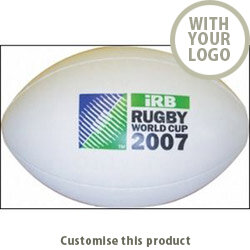 Rugby Ball 00290524 - Customise With Your Logo or Text