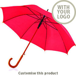 """23"""" classic umbrella 109868 - Customise With Your Logo or Text"""