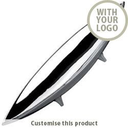 "Chrome Bowl ""laguna Beach"" 113462 - Customise with your brand, logo or promo text"