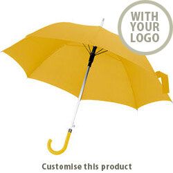 Automatic umbrella with aluminium bar 114983 - Customise With Your Logo or Text