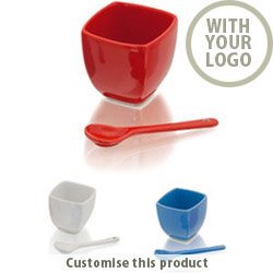 Sauce Dishes Bumi 143796 - Customise with your brand, logo or promo text