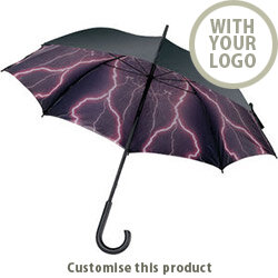 Image Lightning umbrella 146022 - Customise With Your Logo or Text