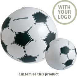 Wembley beach ball 196281 - Customise With Your Logo or Text