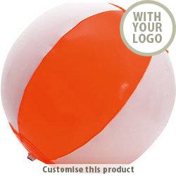 Boracay mini beach ball 196421 - Customise With Your Logo or Text