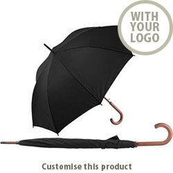 automatic umbrella 199580 - Customise With Your Logo or Text
