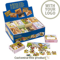 Mini puzzle Selection c 201939 - Customise With Your Logo or Text