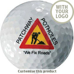 Golf Ball Nike Power Distance 30815199 - Customise With Your Logo or Text