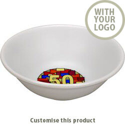 Cereal Bowl 31873 - Customise with your brand, logo or promo text