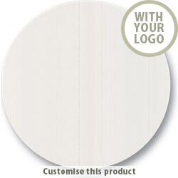 8 inch Coupe 7011188 - Customise with your brand, logo or promo text