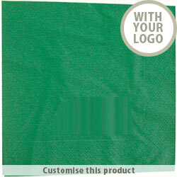 Napkin - 40x40cm - 3 ply - White 90114858 - Customise With Your Logo or Text