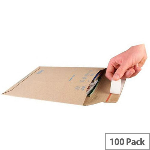 Blake Corrugated Board Envelopes A3 Plus (Pack of 100)