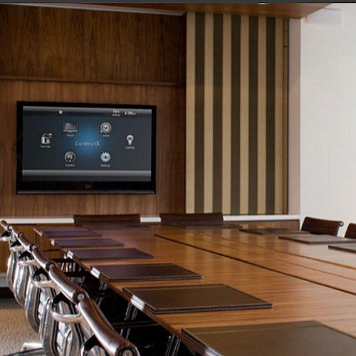Automated Office Audio Visual Systems