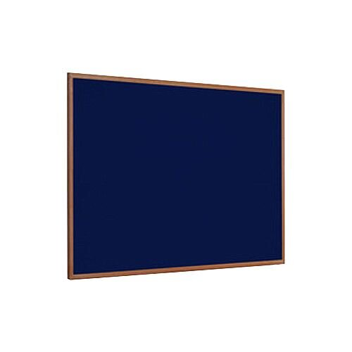 Bi-Office Earth-it Felt Notice Board 900x600mm