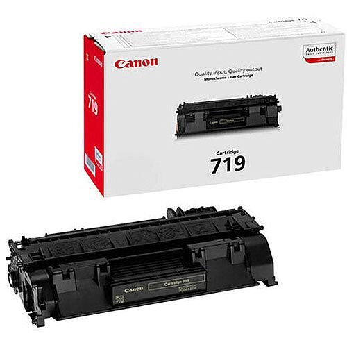 Canon 719 Black Toner Cartridge 3479B002