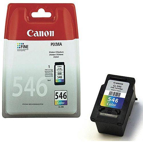 Canon CL-546 Colour Inkjet Cartridge C/M/Y 8289B001