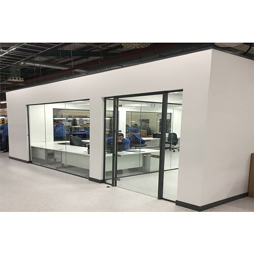 Celestica - Technology Manufacturing Company Galway Plant Office Fitout Project By Huntoffice Interiors