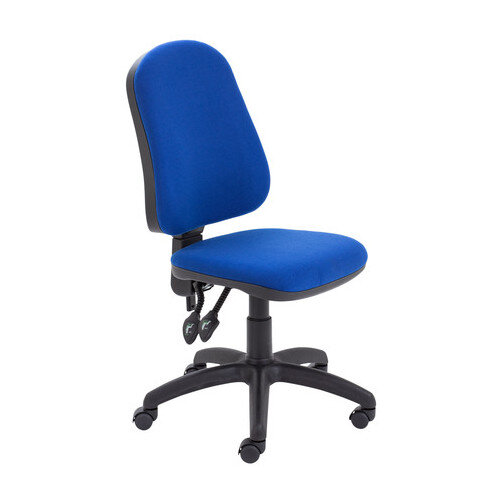 Calypso II High Back Operator Chair Blue