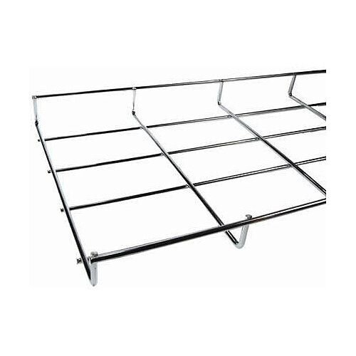 1.6M Long 150mm Wide x 30mm Deep Cable Management Basket Tray 3015016