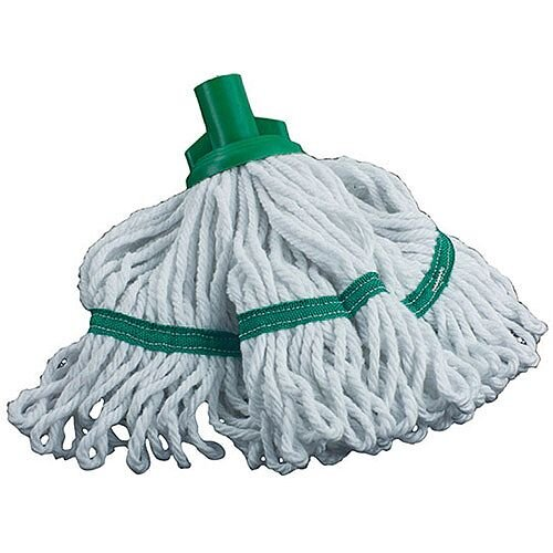 Contico Mop Head Hygiene Socket Green