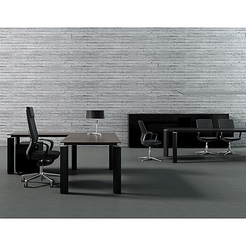 Crystal Executive Office Desking Range