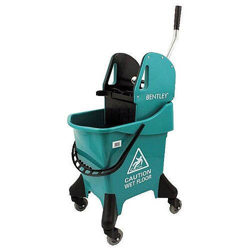 Bentley Mobile Mopping Unit Green 31 Litre