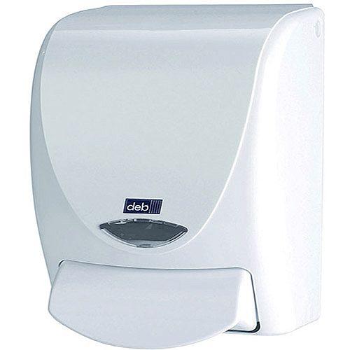 DEB Proline White Dispenser Capacity 1000ml HYF01X