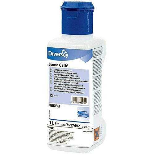 Diversey Suma Caffe Coffee Machine Cleaner 1 Litre DB W736 7517692