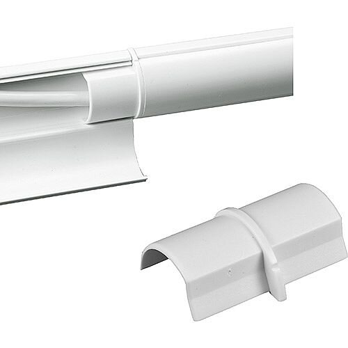 Smooth Fit Plain Coupler 30mm x 15mm