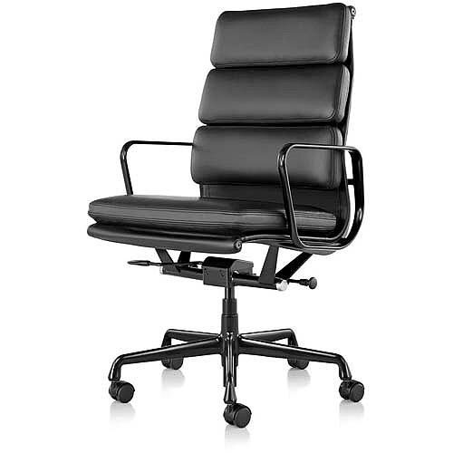 Herman Miller Eames Soft Pad Chairs