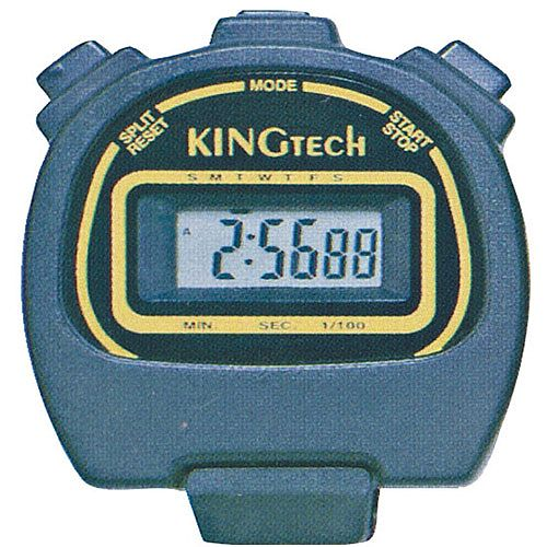 Economy Digital Stopwatch Black