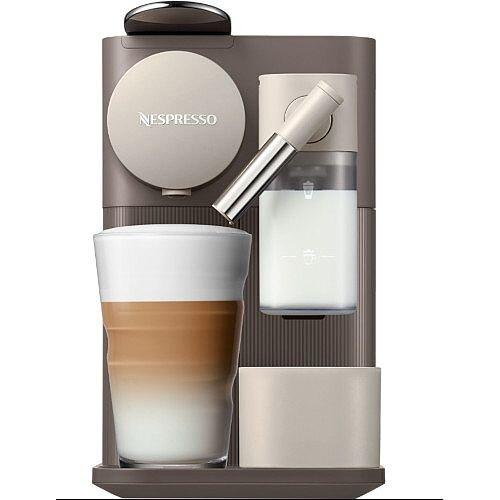 DeLonghi Lattissima Nespresso 1L Coffee Machine - Brown EN500.BW