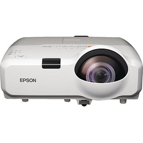 Epson Eb 430 Xga Short Throw Projector White Huntoffice Ie