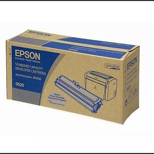 Epson S050520 Black Toner Cartridge M1200  C13S050520 1,800+ Pages