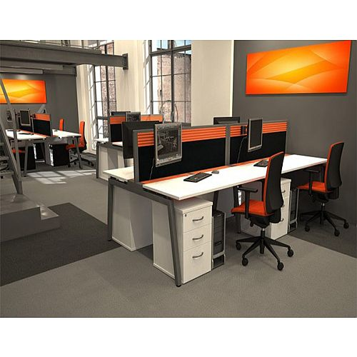 Evolution Bench Desking Range