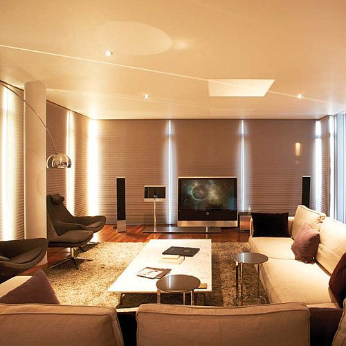 Family Room Automation