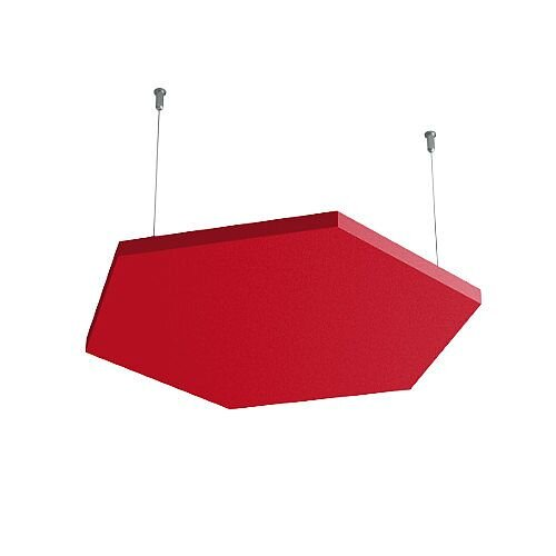 Fluffo AIR Suspended Ceiling Acoustic Panel - Hexa